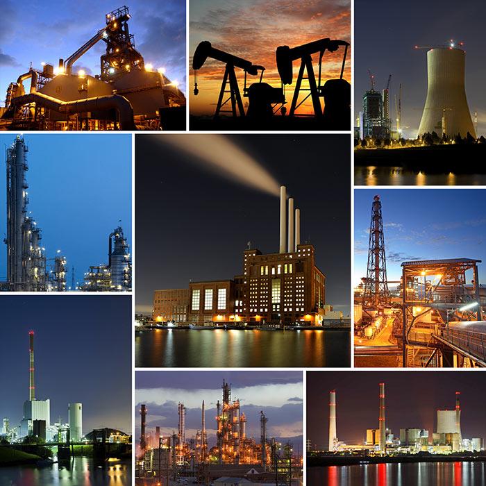 Industries Served by 3D Laser Metrology
